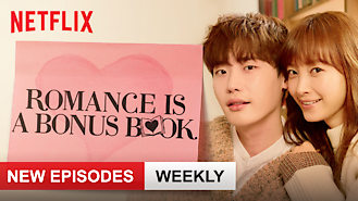 Romance is a bonus book (2019) on Netflix in Luxembourg