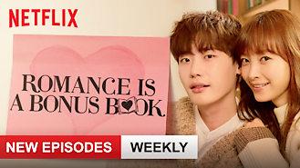 Romance is a bonus book (2019) on Netflix in Spain